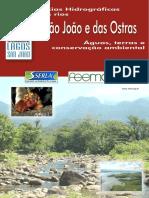 bacia hidrografica São João e das Ostras - aguas,terras e conservação
