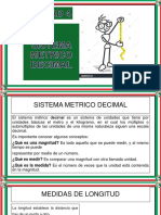 Sistema Métrico Decimal - Actualizado