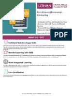 Earn&Learn(Bootcamp)-Computing 6903 Brochure