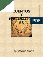 CUENTOS Y ENSONACIONES - Guillermo Marin.docx