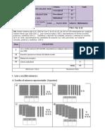 1 Evaluación 3° básico (Marzo)