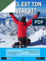 Quel est ton Everest