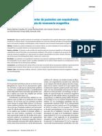 Grupo 3 - Estudio del colículo inferior de pacientes con esquizofrenia