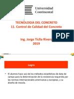 11. Control de calidad del Concreto_2019 - II.pptx