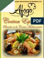 GUIA DE COCINA ESPAÑOLA