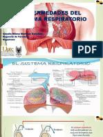 diapositivas enfermedades del sistema respiratorio