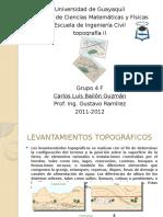 LEVANTAMIENTOS TOPOGRÁFICOS 07