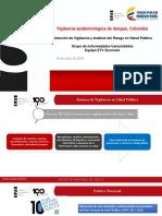 Dengue Colombia para FFMM