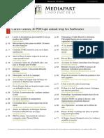 Journal MEDIAPART 20200119