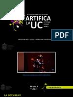 Artifica la UC 2019 para reu comunicadores UC
