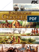 Manual American Conquest GOLD Edition