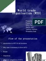 World Trade ion (WTO)