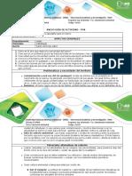 5ta elaboración de cartografía social eduaccion ambiental