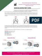 Cas Diferencias Entre Pnp y Npn Apuntes Tecnicos Tecnical Manresa Igualada