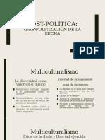 Post-política Expo Ética