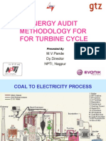 Energy Audit Methology For Turbine Cycle - M.V. Pande & Dy.Director.pdf