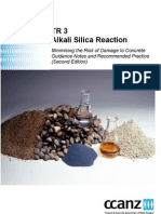 Alkali Silica Reaction