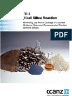 Alkali Silica Reaction