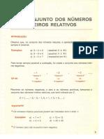 1_Conjuntos dos inteiros  relativos