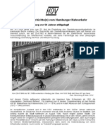 Oberleitungsbus Obus Deutschlands
