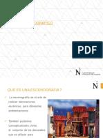 Sesión 1 - Introducción al Diseño Escenográfico