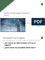 2019 Clase 11-12 - Gestion de IT - parte1 v3 (1)
