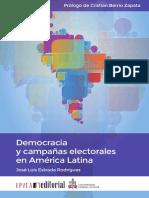 Democracia y Campañas Electorales en América Latina