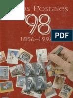sellos postales 1856-1998