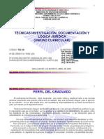 TÉCNICA DE INVESTIGACIÓN