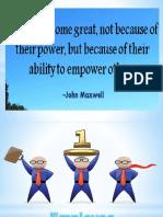 employee empowernment