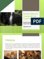 Parque Natural Cueva de los Guácharos