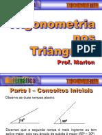 Trigonometria 1 - Triângulos.ppt