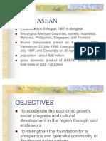 Asean Globalization