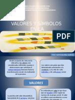 VALORES Y SIMBOLOS OBJ 3