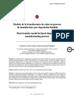 Macías et al. - 2017 - Modelo de la transferencia de calor en proceso de .pdf