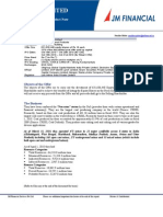 Coal India Limited - Product Note
