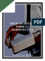 Hermeneutica por Willie Alvarenga