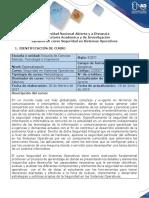 Syllabus del curso Seguridad en Sistemas Operativos