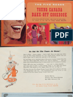 Five Roses Cookbook 1965