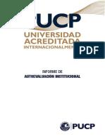 INFORME DE AUTOEVALUACIÓN (1)