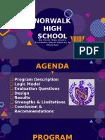 nhs program evaluation presentation