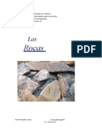 las rocas y todo sobre ellas
