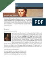 Niccolò Machiavelli - Letteratura italiana