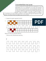Guía de Matematicas - Grado Segundo - Primer Periodo