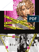 Digital Booklet - No Boys Allowed