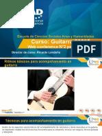 Curso de Guitarra  Web Conference 2