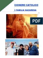 Cancionero Familia Nazarena