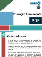 PNEP - Política Nacional de Educação Permanente