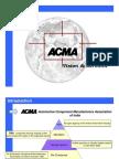 ACMA Services