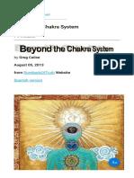 Beyond the Chakra System